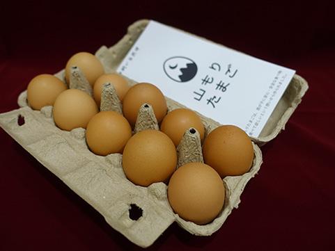 福岡「うきは農園」山もりたまご (10個入り3パックセット)