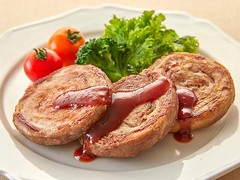 鹿児島県産 黒豚ロールステーキ