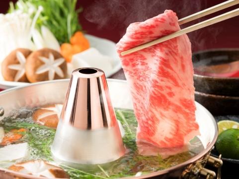 【 九旬直送便 】<br>九州産黒毛和牛すきしゃぶ用ロース肉