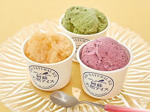 熊本「阿蘇天然アイス」8個セット