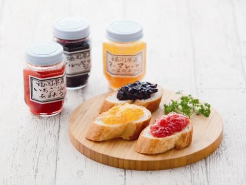 福岡「久山養蜂場」蜂蜜・低糖度ジャム詰合せ