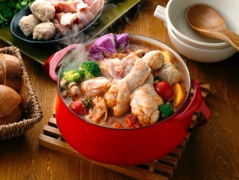 非公開: 宮崎「夢創鶏」トマト鍋セット