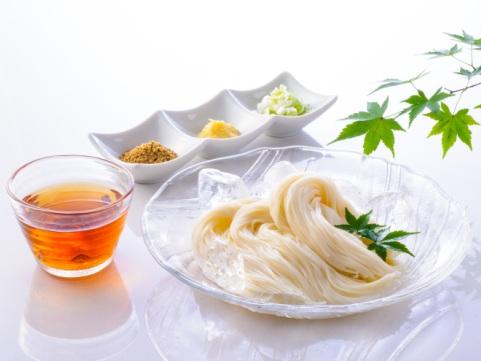 長崎「小林甚製麺」島原手延べ素麺「島原の光」40束