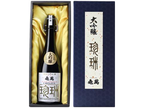 熊本「亀萬」大吟醸「珍珠」