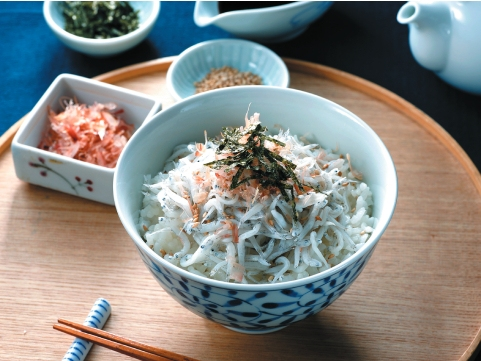 宮崎「みずなが水産」釜揚げしらす丼の素 8食